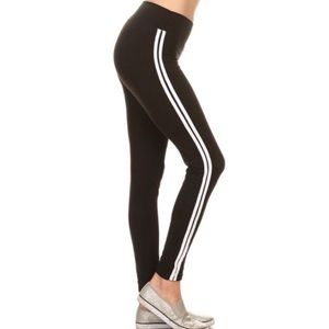 One Size Black Athletic Leggings (The Best)! 🤩😎